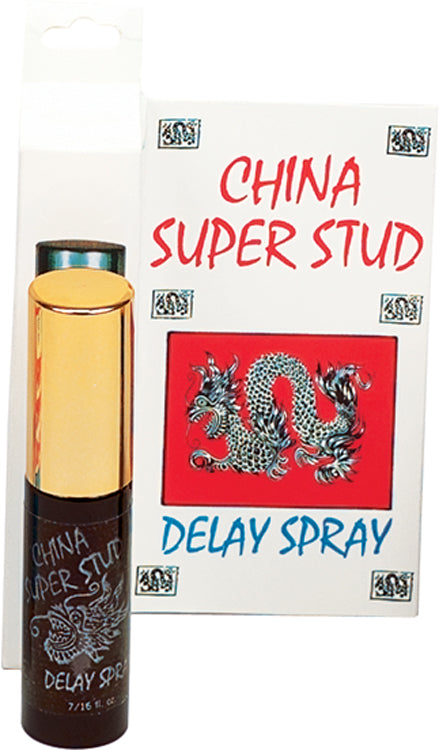 CHINA SUPER STUD DELAY SPRAY -NW0204