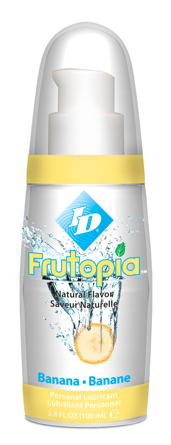 ID FRUTOPIA NATURAL BANANA 3.4 OZ -IDTBE10