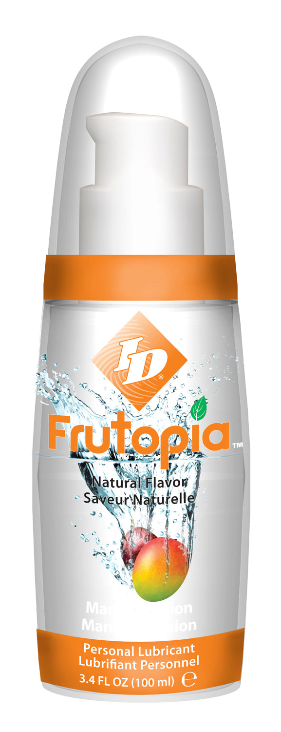 ID FRUTOPIA NATURAL MANGO PASSION 3.4 OZ -IDTME10