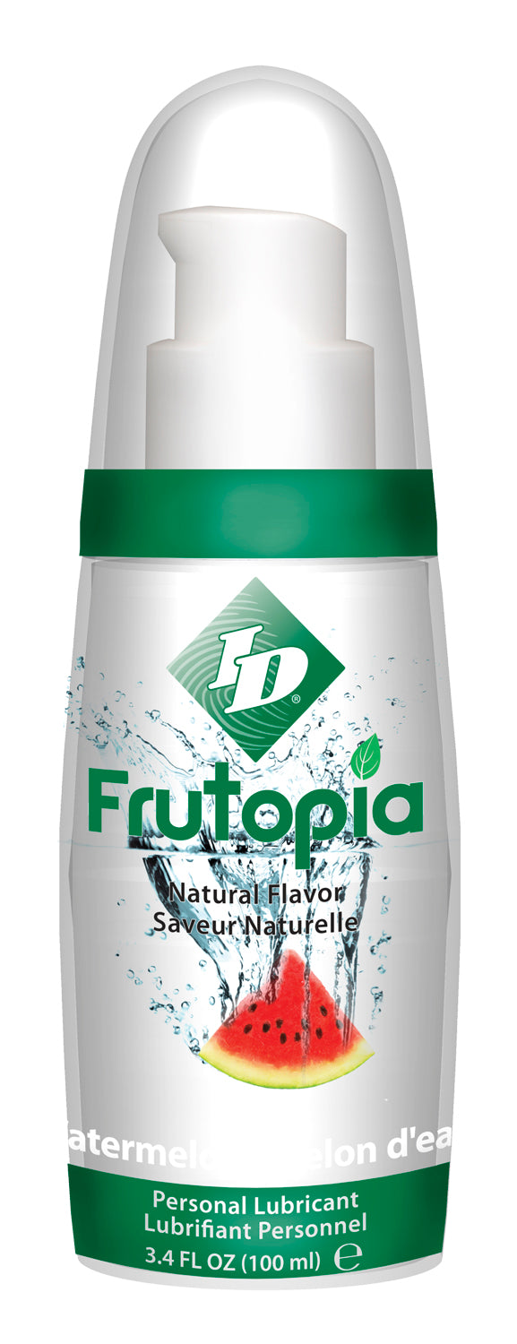 ID FRUTOPIA NATURAL WATERMELON 3.4 OZ -IDTWE10