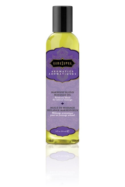 AROMATIC MASSAGE OIL HARMONY BLEND -KS10022