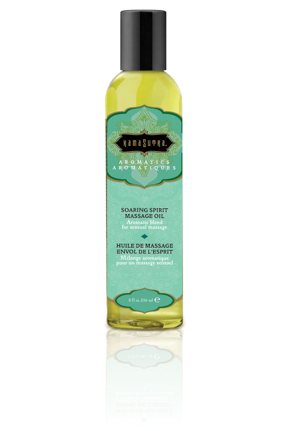AROMATIC MASSAGE OIL SOARING SPIRIT -KS10023