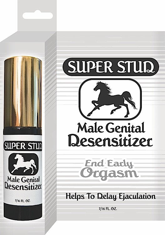 SUPER STUD MALE GENITAL DESENSITIZER -NW0317