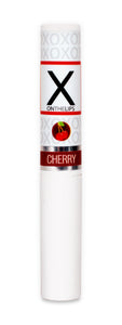 X ON THE LIPS ELECTRIC CHERRY -ONVL204