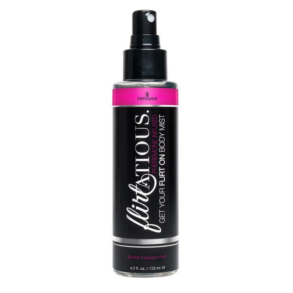 FLIRTATIOUS BODY MIST PASSION FRUIT GUAVA 4.2 OZ -ONVL546