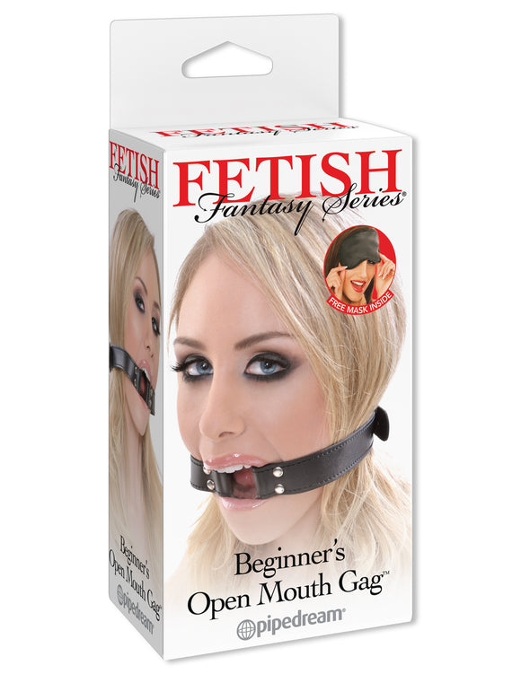 FETISH FANTASY BEGINNERS OPEN MOUTH GAG -PD213223