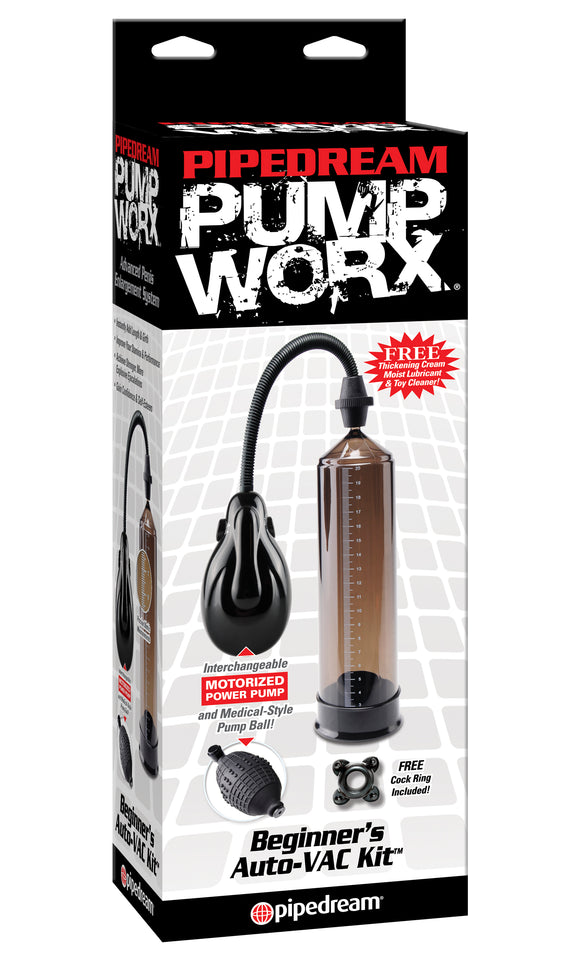 PUMP WORX BEGINNERS AUTO VAC KIT -PD328600