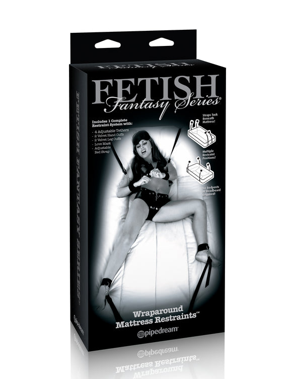 FETISH FANTASY LIMITED EDITION WRAPAROUND MATTRESS RES -PD445423