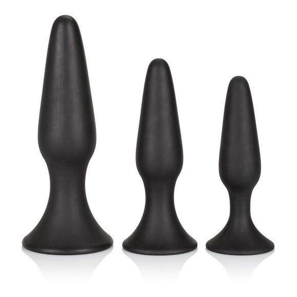 SILICONE ANAL TRAINER KIT -SE041010