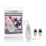 Pocket Exotics Vibrating Double Silver Bullets SE-1104-05-2