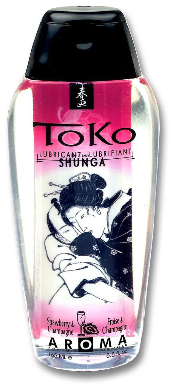 TOKO AROMA STRAWBERRY SPARKLING WINE -SH6401