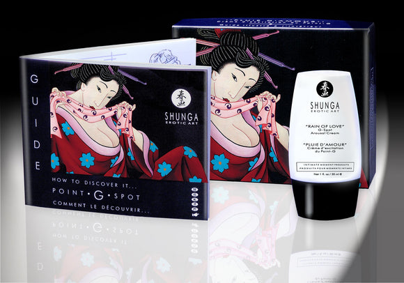 G SPOT AROUSAL CREAM RAIN OF LOVE -SH7500