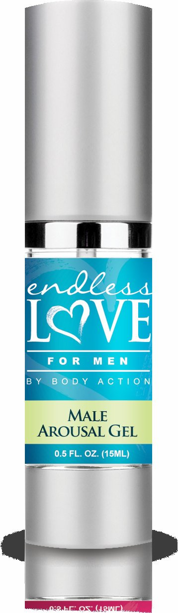 ENDLESS LOVE FOR MEN AROUSAL GEL 0.5 OZ -BAELFMAG05