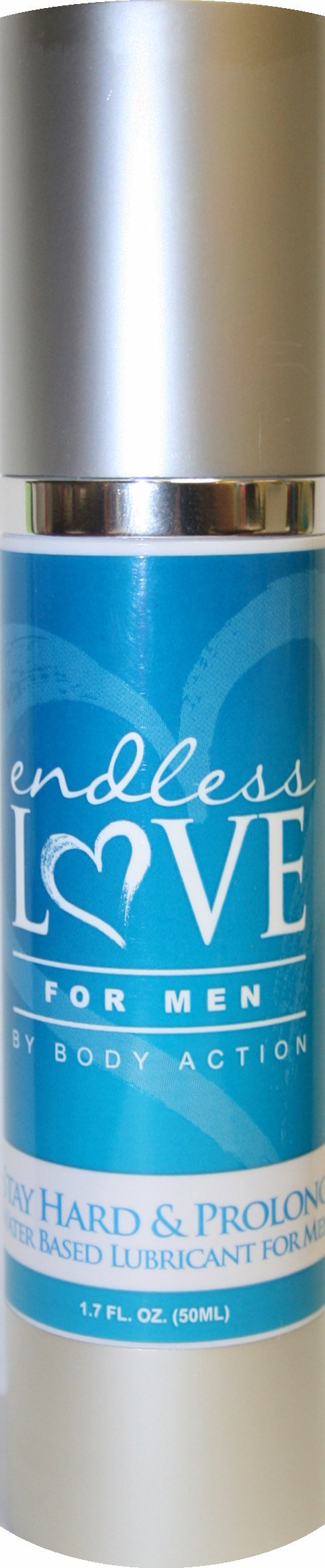 ENDLESS LOVE FOR MEN STAYHARD & PROLONG LUBRICANT 1.7 OZ. -BAELFMSP17