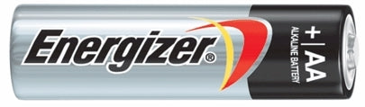 ENERGIZER AA BATTERIES 4 PACK -NO724