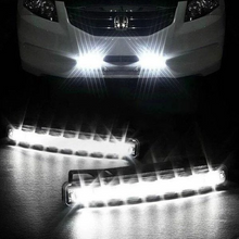 Load image into Gallery viewer, 60% Off Today--Automatic Wind Power 8 Led Car Light,One Set Of 2 Pcs