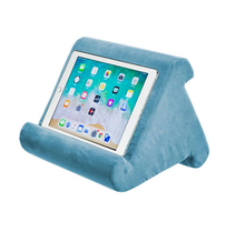 Load image into Gallery viewer, New Multi-Angle Soft Pillow Lap Stand For Ipads, Smartphones, Books Ect