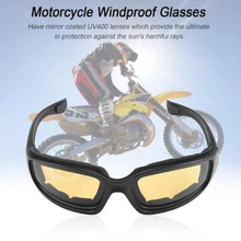 Load image into Gallery viewer, Anti-Glare Motorcycle Glasses