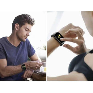 (Only $19.99 Today)  Intelligent Bracelet With Bluetooth Earphone