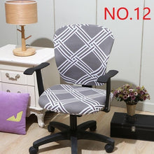 Load image into Gallery viewer, Decorative Computer Office Chair Cover