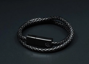 (Hot Sale,Buy 2 Free Shipping!!)Bracelet Data Charging Cable
