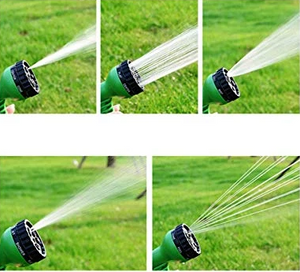 Expandable Magic Hose W/ Spray Gun