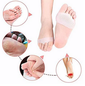 Honeycomb Forefoot Pad For Football And High Heels