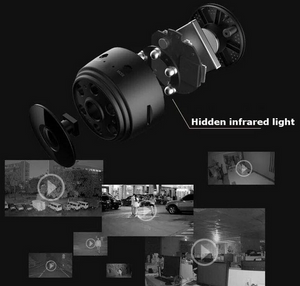 A9 Wifi 1080p Full Hd Night Vision Wireless Ip Camer