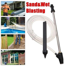 Load image into Gallery viewer, Free Shipping!!! High Pressure Washer Wet Sand Blasting Kit