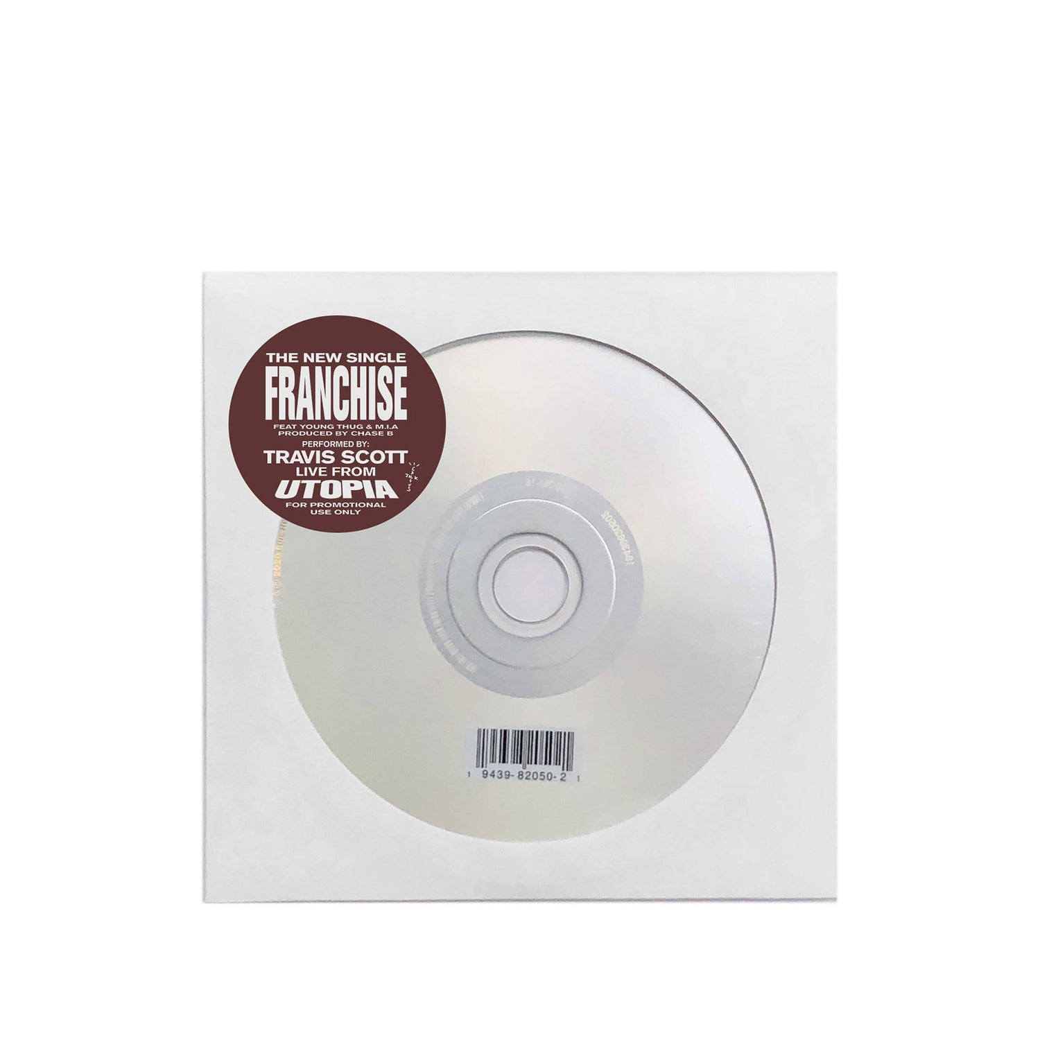 Franchise CD Promo Single
