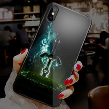 Load image into Gallery viewer, 【Tempered Glass】Zelda Ultra-thin Shine Phone Case
