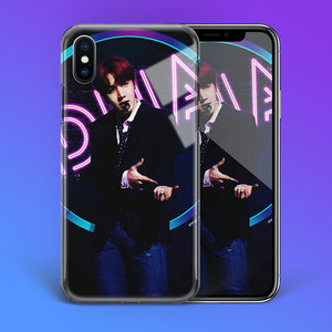 【Tempered Glass】BTS J-Hope DNA Theme Phone Case