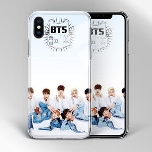 【Tempered Glass】BTS Theme v5 Phone Case