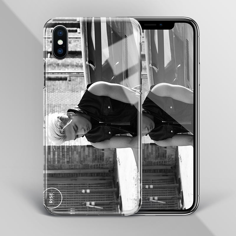 【Tempered Glass】Big Bang Taeyang Loser Theme Phone Case