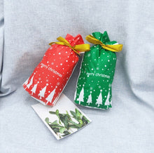 Load image into Gallery viewer, Drawstring Christmas Gift Bags