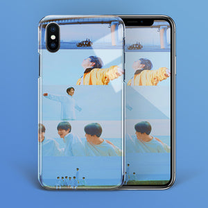 【Tempered Glass】BTS Theme v7 Phone Case
