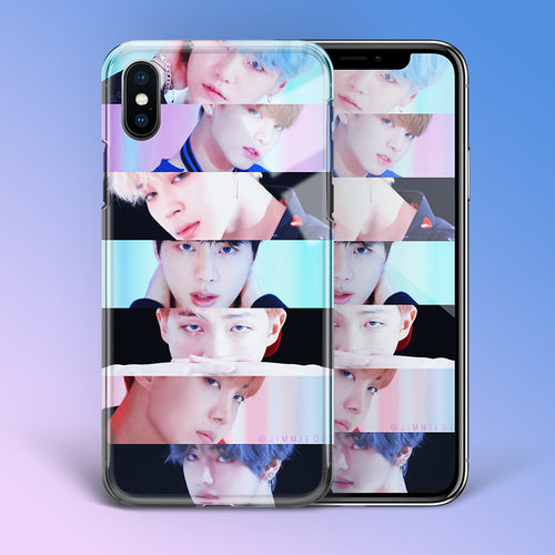 【Tempered Glass】BTS DNA Theme v2 Phone Case