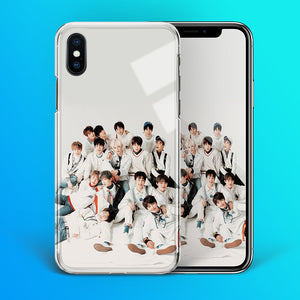 【Tempered Glass】NCT Theme v1 Phone Case