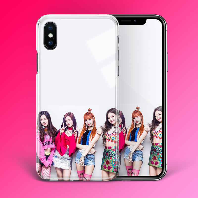 【Tempered Glass】BLACKPINK V2 Phone Case