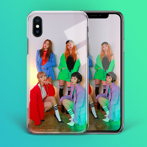 【Tempered Glass】EXID Theme Phone Case