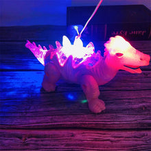 Load image into Gallery viewer, Bright Dino Leash Toy