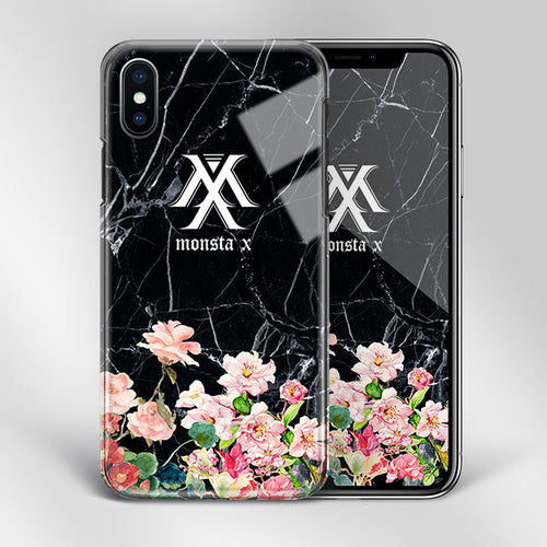 【Tempered Glass】Monsta X Theme V1 Phone Case