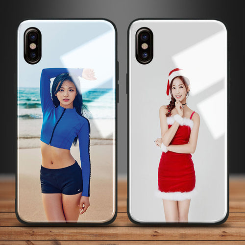 【Tempered Glass】Twice Tzuyu V2 Phone Case