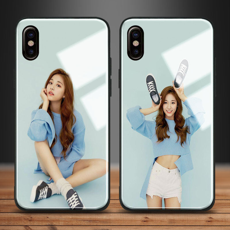 【Tempered Glass】Twice Tzuyu V1 Phone Case