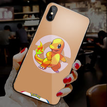 Load image into Gallery viewer, 【Tempered Glass】Pokemon Ultra-thin Shine Phone Case