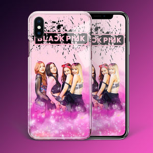 【Tempered Glass】BLACKPINK V3 Phone Case