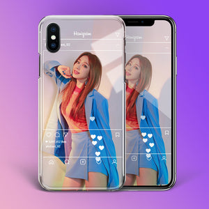 【Tempered Glass】EXID HANI Phone Case