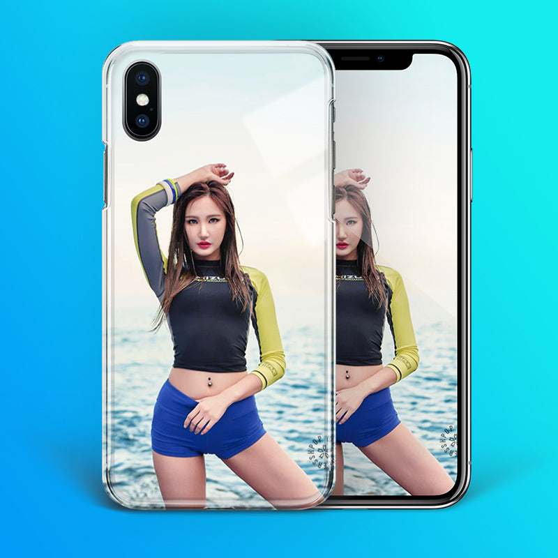 【Tempered Glass】EXID LE & SOLJI Phone Case