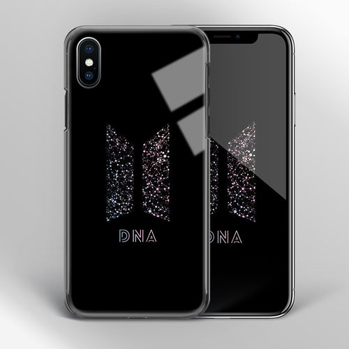 【Tempered Glass】BTS DNA Theme v3 Phone Case