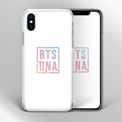 【Tempered Glass】BTS DNA Theme v5 Phone Case